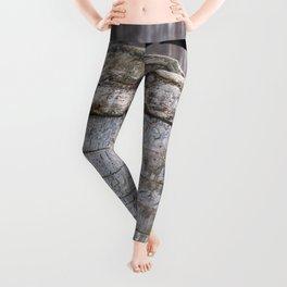Washed-up Leggings
