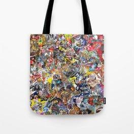 BQ2127 - Rocket Deception Tote Bag