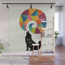 Woo Your Dream Wall Mural