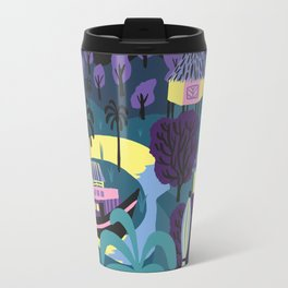 Latin Nature Travel Mug