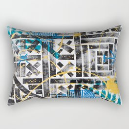 Feeling Rectangular Pillow