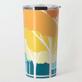 Autumn Stroll Travel Mug