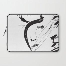 the sin Laptop Sleeve