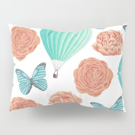 Fly Away With Me Pillow Sham