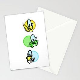 Animal Buddies Stationery Cards