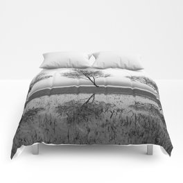 Three trees Comforters