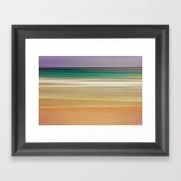 SEA-DUCTION Framed Art Print