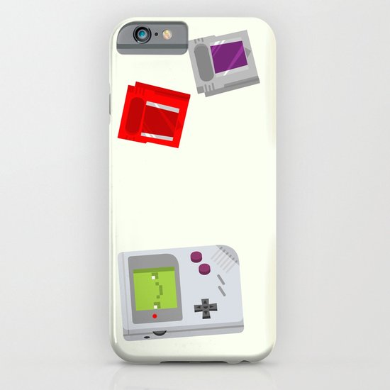 Gameboy & Games iPhone & iPod Case