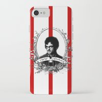will graham iPhone & iPod Cases featuring Will Graham by JM London
