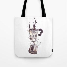 If all else fails, Coffee! Tote Bag