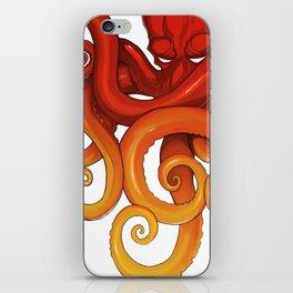 Hexapus Ink 2015 iPhone Skin