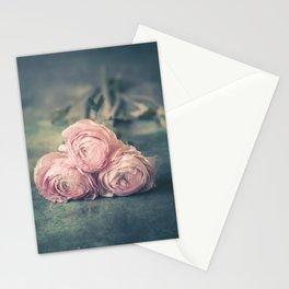 Lovely Ranunculus Stationery Cards