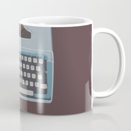 Remington Typewriter Coffee Mug