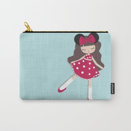 minnie love Carry-All Pouch