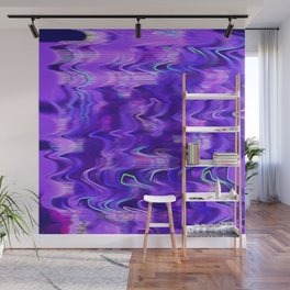 Your Aura is Purple Wall Mural