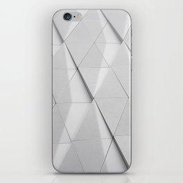 Abstract shades iPhone Skin
