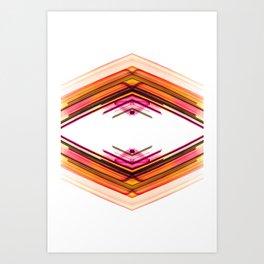 Future Boho Art Print