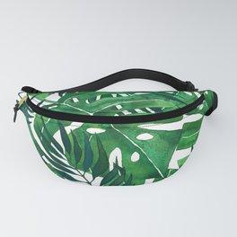 Jungle leaves Fanny Pack