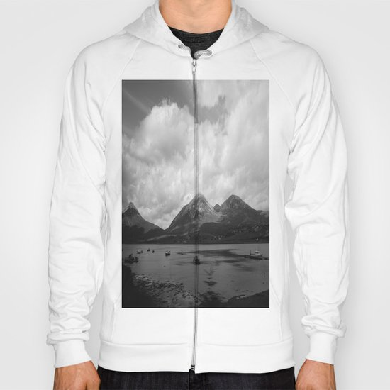 Colorless Paradise Hoody