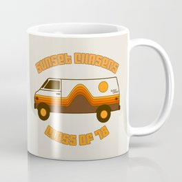 Sunset Chaser Coffee Mug