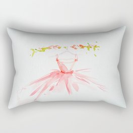 Recital day Rectangular Pillow