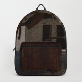 The Surface of Solitude-Hardship Backpack
