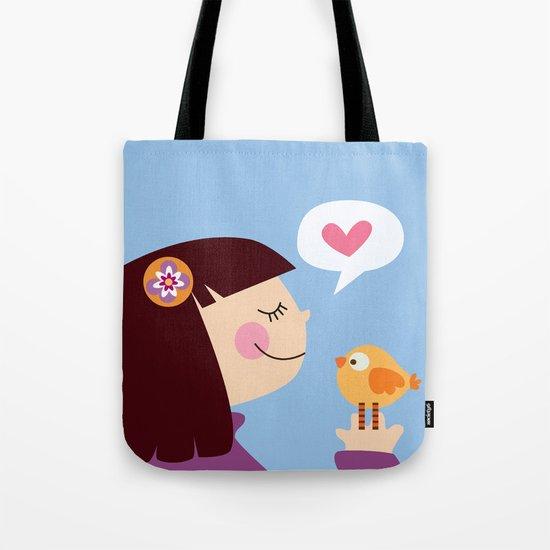 Milanesa Tote Bag