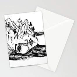 headscape Stationery Cards
