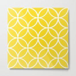 Pattern 2B Metal Print