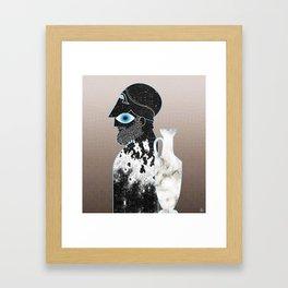 Pericles Framed Art Print