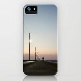 [path towards ___] iPhone Case