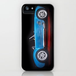 Shelby Cobra painting iPhone Case