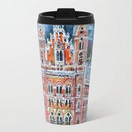 St Pancras Travel Mug