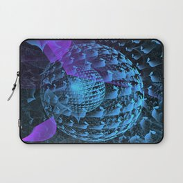 Spherical Abstract Laptop Sleeve