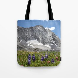 Capitol Peak in Summer Tote Bag