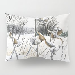 MILKWEED Pillow Sham