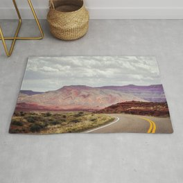 Painted Mountain Rug