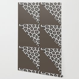Leopard 2 -Cacao- Wallpaper