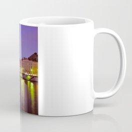The Saone River Coffee Mug