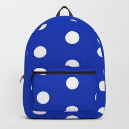 POLKA DOT ((azure)) Backpack