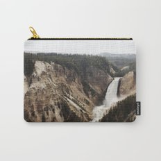 YELLOWSTONE WATERFALLSS Carry-All Pouch