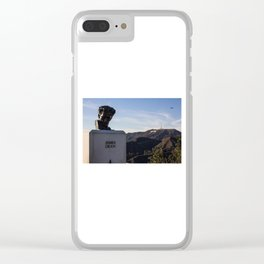 So Hollywood Clear iPhone Case