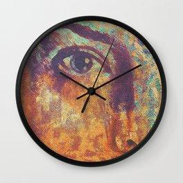 Mangroves People  Wall Clock