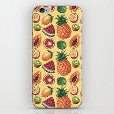 Fruit Pattern iPhone & iPod Skin