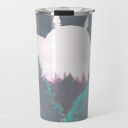 Troll Atop the Dreamland Forest Travel Mug