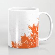 Night's Sky Persimmon Mug