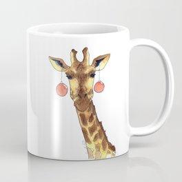 Girafe de Noël Coffee Mug