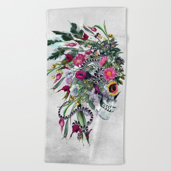 Momento Mori Chief Beach Towel