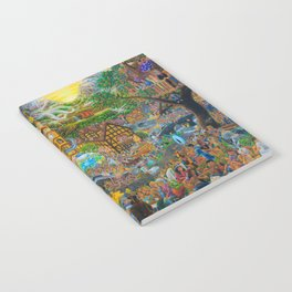 Magical Mystery Tour Color Edit Notebook