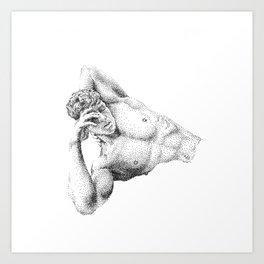 Charles - Nood Dood Art Print